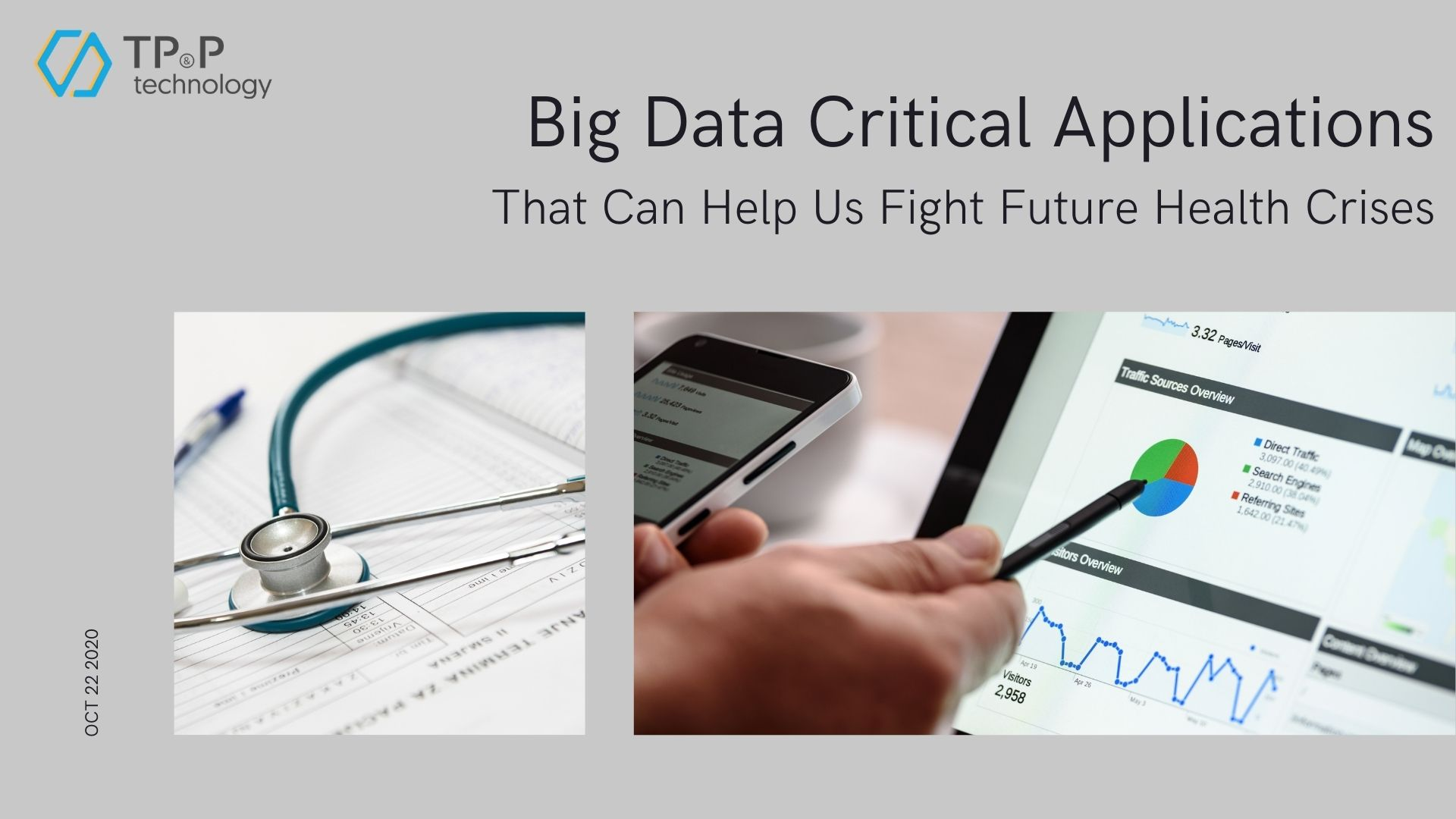 Big Data Critical Applications That Can Help Us Fight Future Health Crises