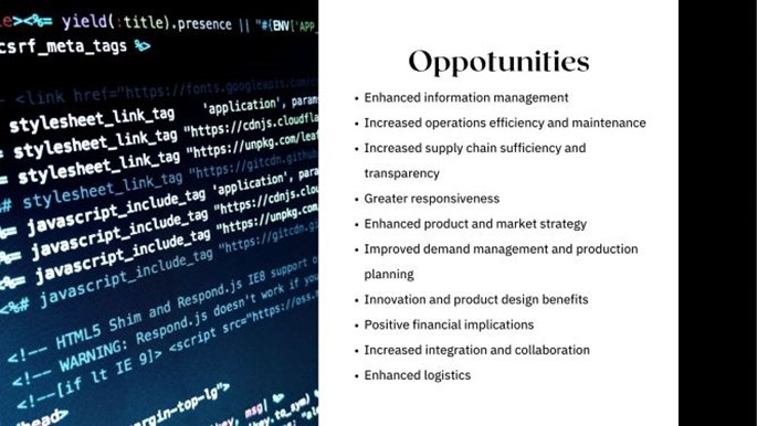 Big Data Analytics Opportunities