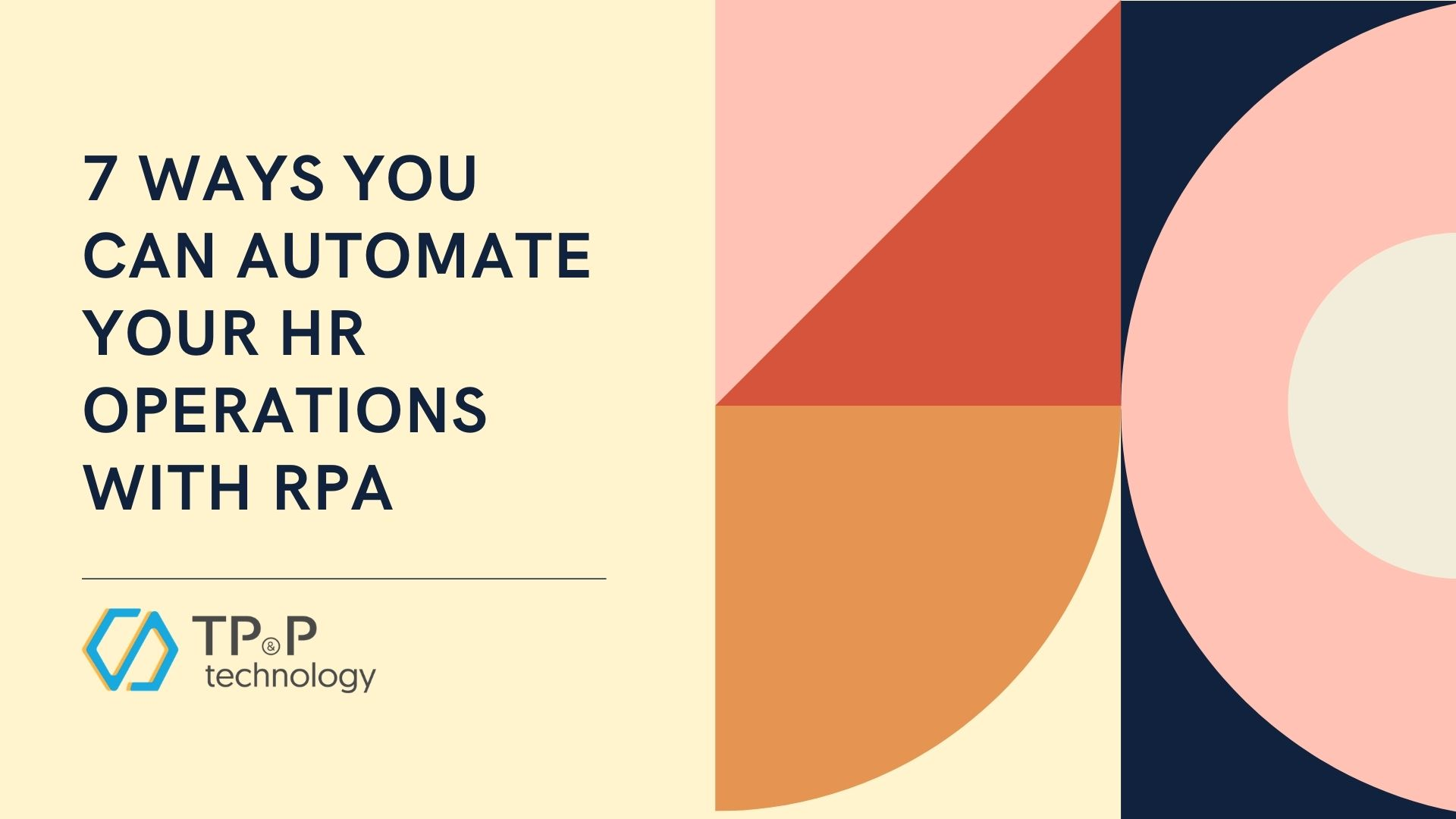 7 Ways You Can Automate Your HR Operations With RPA