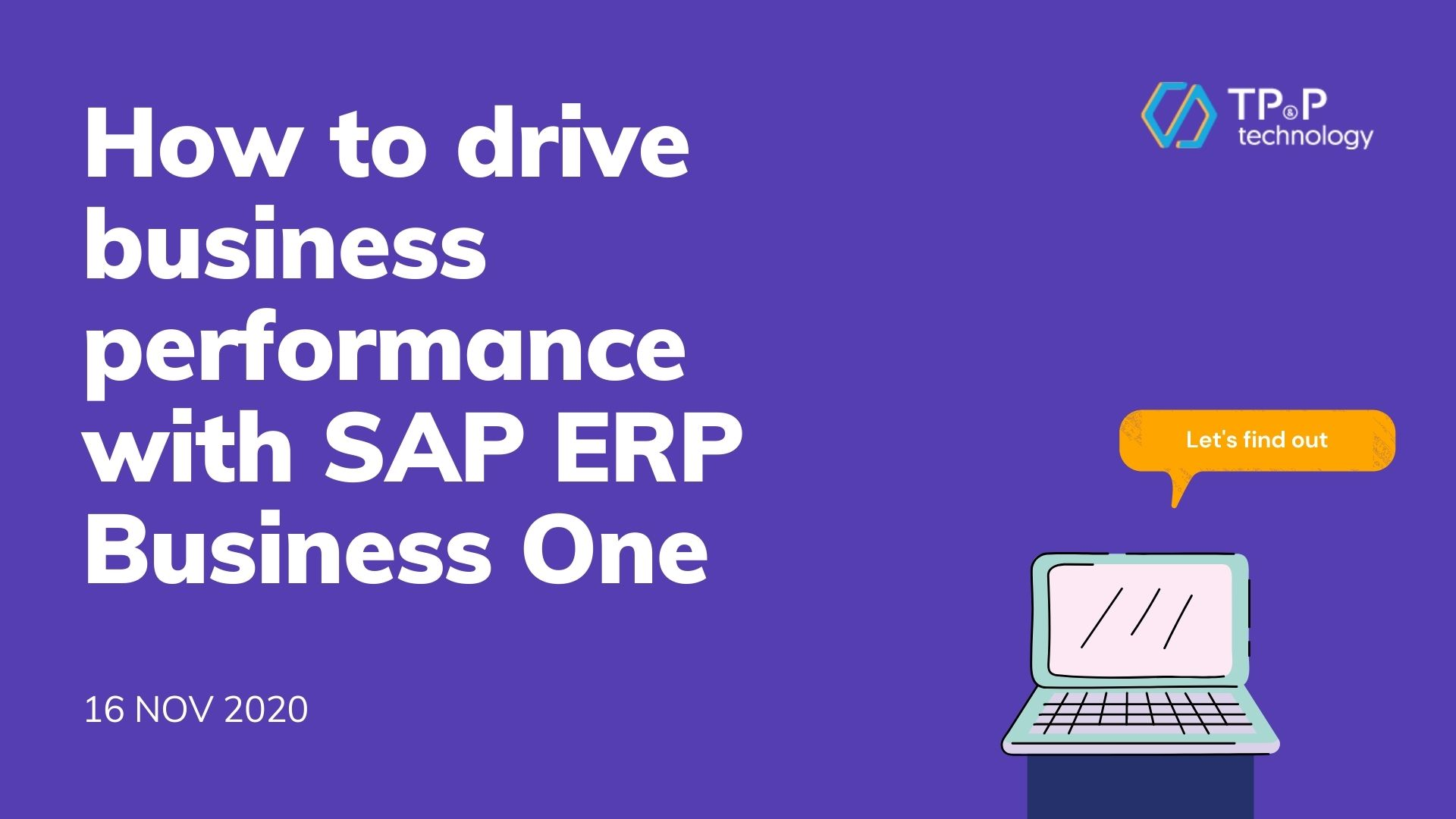 How to drive business performance with SAP ERP Business One