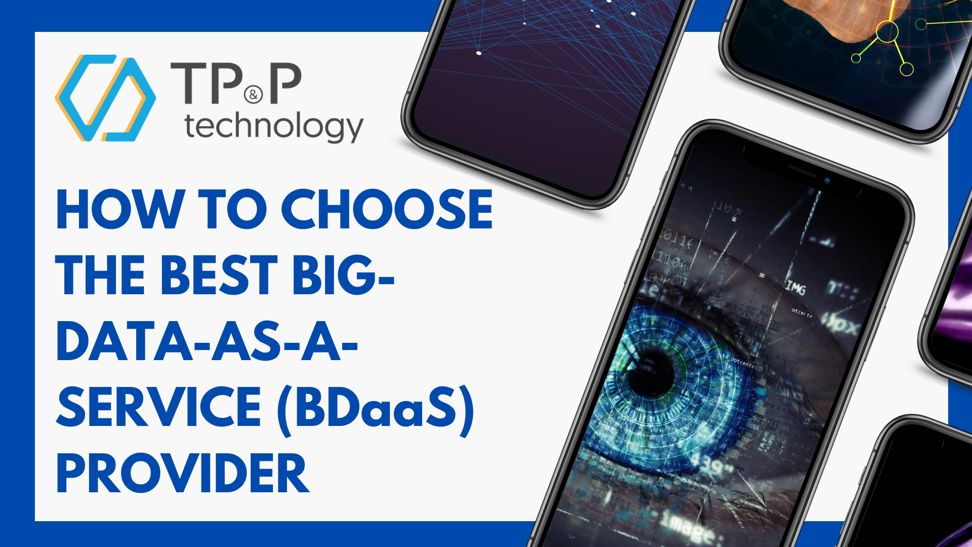 How To Choose the Right Big Data-As-A-Service (BDaaS) Provider?