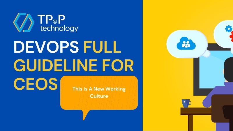 DevOps Full Guideline For CEOs - A New Working Culture