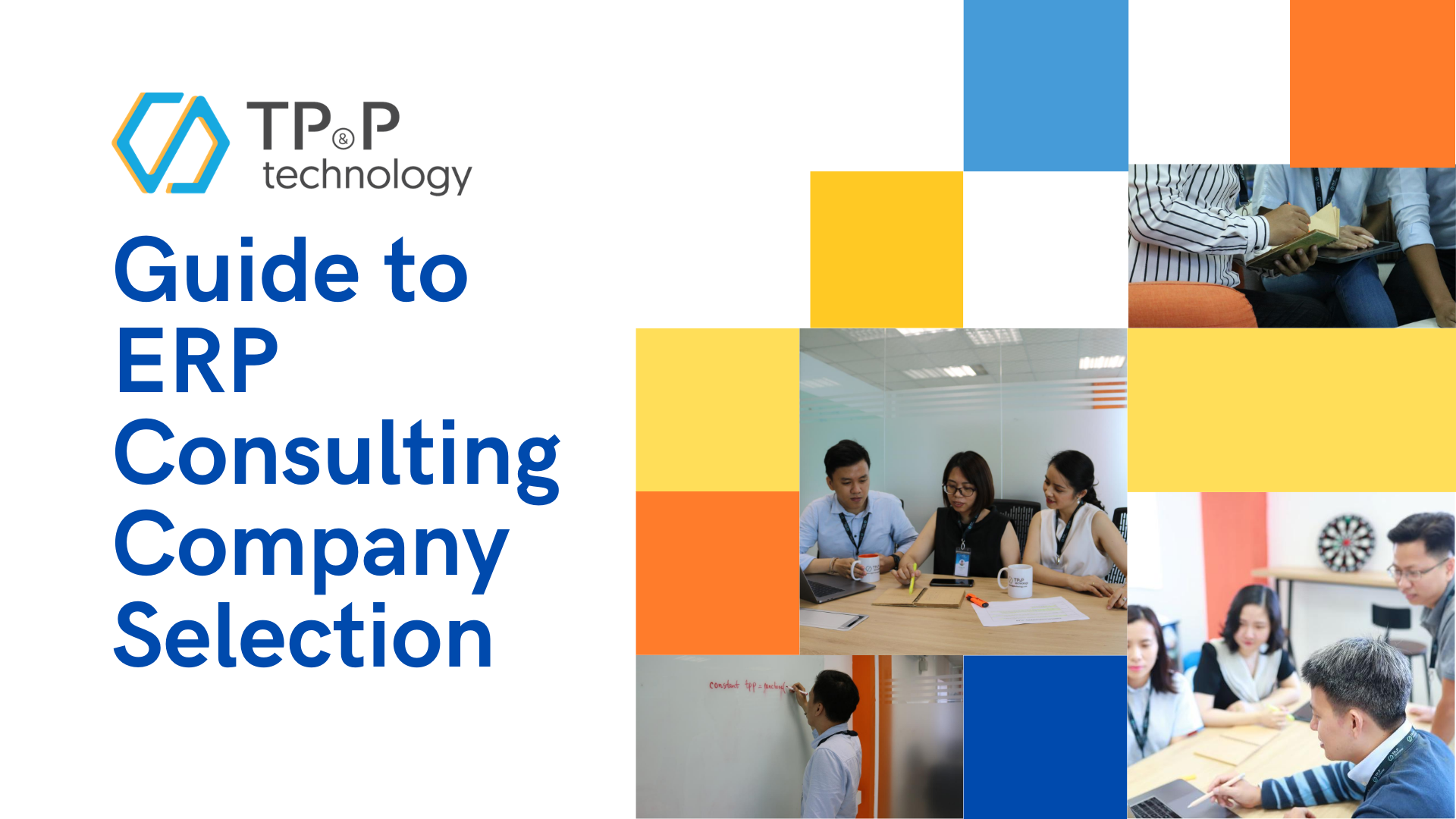 Guide to ERP Consulting Company Selection