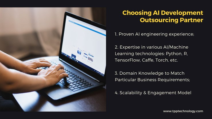 Choosing AI/Machine Learning Development Outsourcing Partner