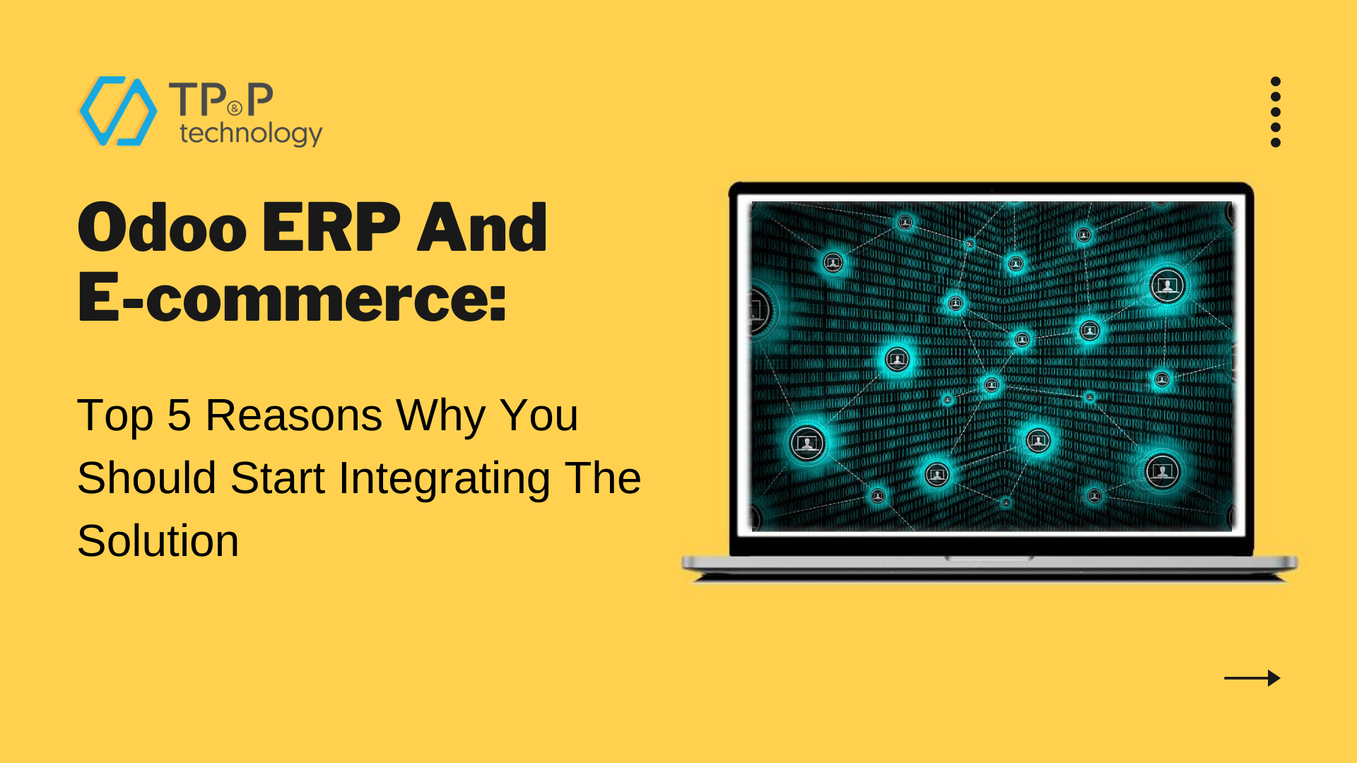 Odoo ERP And E-commerce: Top 5 Reasons Why You Should Start Integrating The Solution